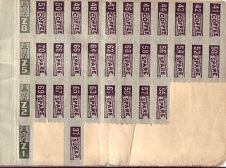 Rationstamps