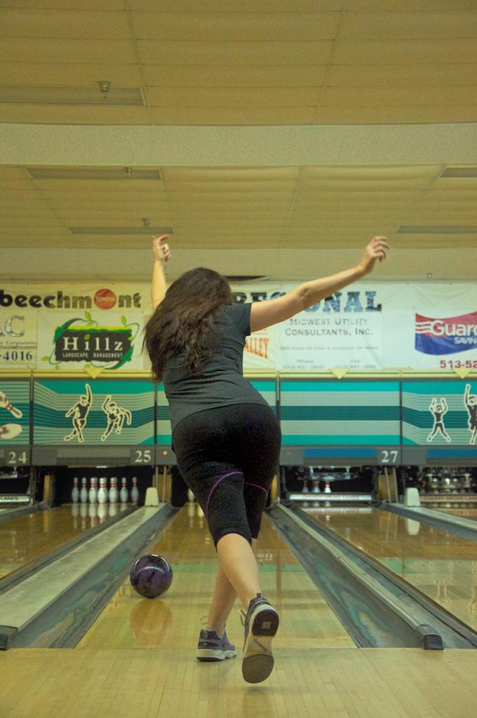 Mer & Ben bowling 12