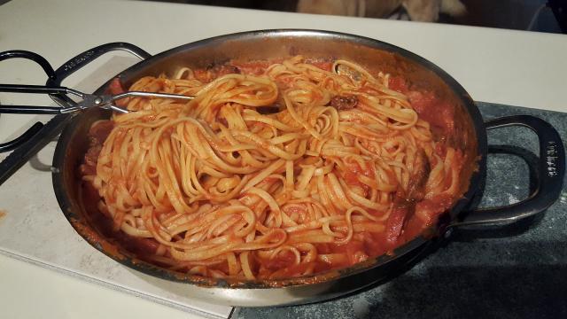 Spaghettipan