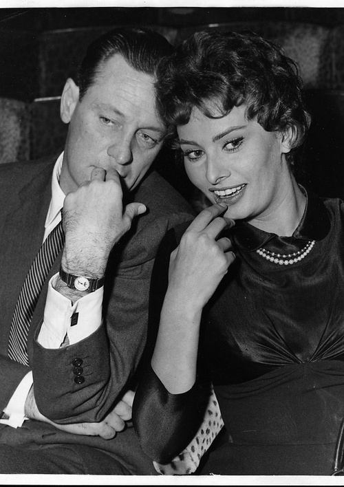 Bill and Sophia